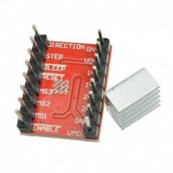 A4988 Stepper motor meghajtó modul StepStick 3D nyomtató Polulu RAMPS RepRap K2C6