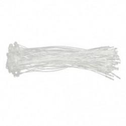 1X (500 x műanyag párnaápoló címkeruhamosó ár Transpa L4T6 műanyag kötél