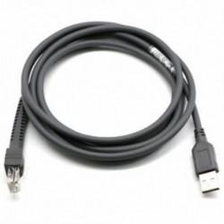 1X (szkenner adatkábel LS2208 AP LS4208 DS9208 vonalkód-leolvasó USB-port adat J0A2