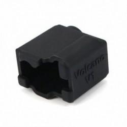 1X (V1 szilikon zokni Fekete, fűtött vulkánblokk J - kimenet Hotend Bowden d J5P7)