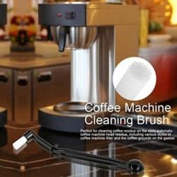 1X (Kávéfőző tisztítókefe kanál szerszámkészlettel az eszpresszógéphez GP6D8)