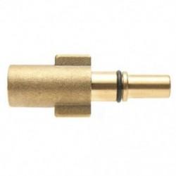 1/4 hüvelykes autónyomásos mosó hab-lencsapda adapter a Black &amp  Decker Bosch AQ S6O7 készülékhez