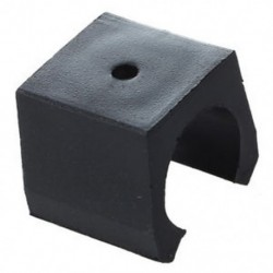 A fekete patkó klub helyéreállító klip mérete körülbelül 1,8 * 1,8 cm PK H6M6 G1Y8