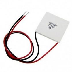 40x40 mm-es új, hasznos, egyszerű modulos termoelektromos generátor félvezető Hig E9M8