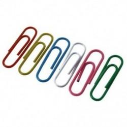 100 db gemkapcsok Tűzős mappák Zárójelek Több 0,8 cm 2,8 cm festett B8C2