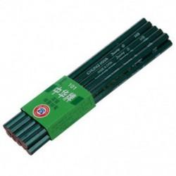 1X (10 hatszögletű keménységi skála HB ceruza az Office W3U3 iskola számára)