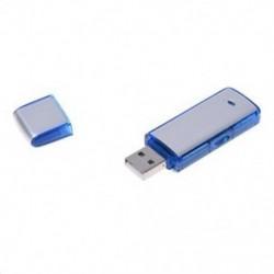 USB SPY 8 GB-os Flash Drive digitális audio hangrögzítő toll 15 V3F1 rögzítéssel