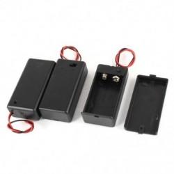 3 db kétvezetékes be- és kikapcsoló 1 x 9 V-os elemtartó elemtartó A9G1 A8N8