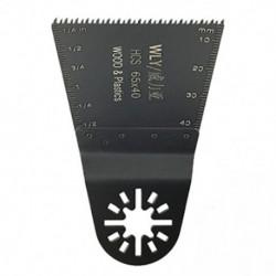 WEILIYA 65mm fűrészlapok oszcilláló vágószerszám Fein Multimaster K1Z J6S7-hez