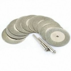 10 db kiegészítők 35 mm-es gyémánt darabolótárcsa az M T1U4 fém köszörűkorong tárcsához