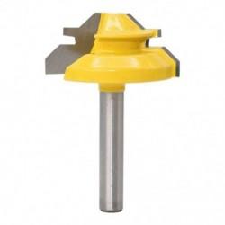 1/4 markolatú famegmunkáló vágógép 45 fokos cementált keményfém marómaró S7F8
