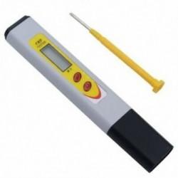 1X (ORP-mérő negatív potenciálú toll LCD hordozható világításjelzővel, hordozható HoT4B5)