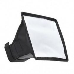 15 * 17 cm-es Mini Studio Photo hordozható softbox diffúzor a Flash Speedlit E1W3 készülékhez