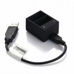 AHDBT-301/201 akkumulátor   töltő GoPro HD Hero3 3  fekete U3O8-hoz