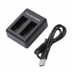 AHDBT-501 USB kettős töltő GoPro Hero 5 Black K5G7-hez