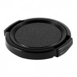 Univerzális kamera 40,5 mm-es elülső borító tok fekete I7M9 I4V4 P1J4 szűrőhöz