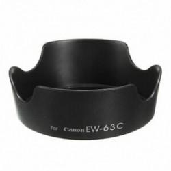 Objektív motorháztető fényképezőgép Objektív motorháztető EW-63C EW63C EF-S 18-55 mm F / 3,5-5,6 IS ST F6B7