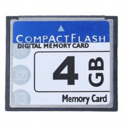 Professzionális 4 GB-os kompakt flash memóriakártya (fehér és kék) M6P1