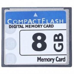 Professzionális 8 GB-os kompakt flash memóriakártya (fehér és kék) B3Z8