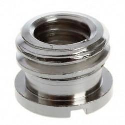 1/4 &quot - 3/8&quot  állványú monopod fém átalakító csavar adapter a G5J1 fényképezőgéphez