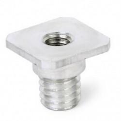 1/4 &quot -től 3/8&quot  -ig nőstényhöz konvertáló csavar adapter az S8A8 háromlábú állványhoz