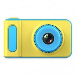 K7 Kids Mini digitális fényképezőgép, 2 hüvelykes HD képernyő, rázkódásgátló videokamera, gyermekek U5B1