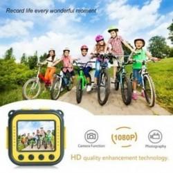 Gyerekek vízálló digitális video HD akciókamera 720P Sports 1,77 hüvelykes LCD Scr J5V1