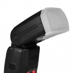 Flash diffúzor visszapattanó burkolata a Yongnuo YN685 YN600EX-RT YN-660 Speedlight T1C1 készülékhez