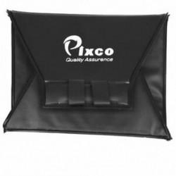 Pixco összecsukható 12X11 cm-es fényképezőgép vaku diffúzor lágydobozú vaku Bounce vaku a W1U8-hoz