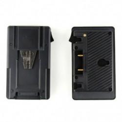 1X (Új, aranyra szerelhető, akkumulátor adapterhez való adapter átalakító konverter D-csappal Por G1L6.)