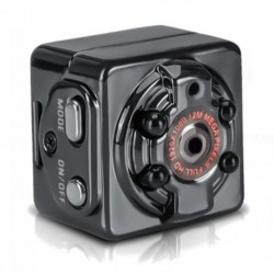 Mini Full HD 1080P DV Sport Action kamera Autós DVR Videofelvevő Videokamera B5A4