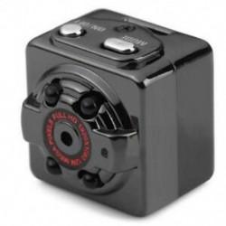 SQ8 HD 1080P mini autósportos DVR kamera Rejtett videokamera IR Night Vision E2L2