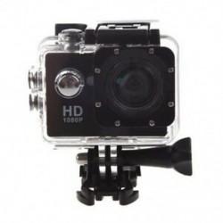 2X (Action Sport kamera kamera vízálló HD videó sisak cam bicikli sisak Actio L7I9