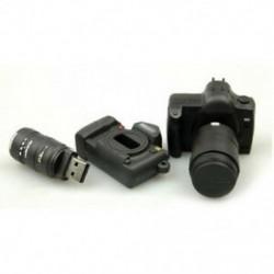 8 GB-os fényképezőgép-alakú USB 2.0 memóriakártya toll hüvelykujj-meghajtó a DSLR O5N7 készülékhez