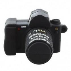 2X (kiváló minőségű, 8 GB-os fényképezőgép alakú USB flash meghajtó K4P1)