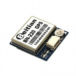 BN-220 3.0V-5.0V TTL szint, Gnss modul, GPS Glonass kettős GPS modul antenna, V2Q1