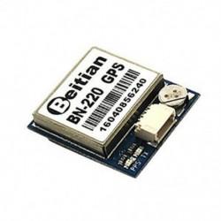 4X (BN-220 3.0V-5.0V TTL szint, Gnss modul, GPS Glonass kettős GPS modul AntenX8M4