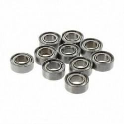 10x-es miniatűr csapágyak MR84-ZZ mélyhornyúú golyóscsapágy-ipar Top qualit T3W9