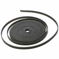 5 méteres GT2 2 mm-es emelkedésű, 6 mm-es széles fogasszíj 3D-s nyomtatóhoz CNC dedikált Y6F4