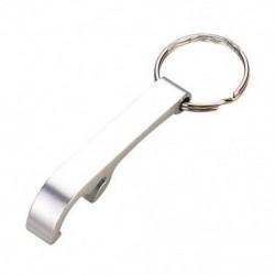 2X (alumínium kulcstartó sörösüveg-nyitó L3E4)