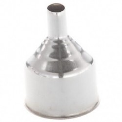 2X (SE HQ93 rozsdamentes acél tölcsér O8A8 lombikhoz)