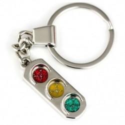 1X (Új mini lámpás autó kulcstartó klasszikus 3D kulcstartó kulcstartó Gif U0U6