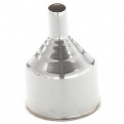 SE HQ93 rozsdamentes acél tölcsér a H6E4 lombikhoz
