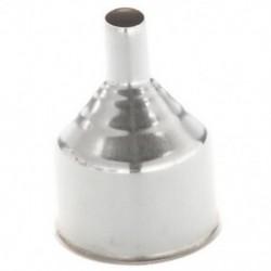 SE HQ93 rozsdamentes acél tölcsér az S8W6 lombikhoz
