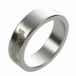 Varázslatos erős mágneses gyűrűs mágneses érme ujj Varázsló kellékek 18mm I1A0