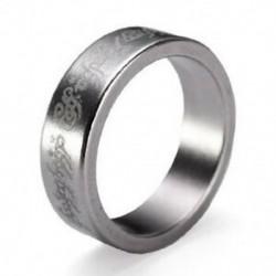 Varázslatos erős mágneses gyűrűs mágneses érme ujjal a bűvész kellékei 18mm B8B5 V1U5