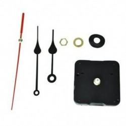 Óramozgás mechanizmus Fekete órás perc piros használt kézibeszélő szerszámkészlet B9J7