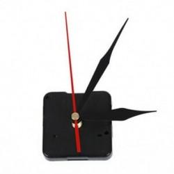 Óramozgás mechanizmus Fekete óra perc Piros Használt barkácsos eszközök alkatrészei P2X1