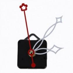 Óramozgás mechanizmus fehér órás perc piros, használt kézműves szerszámokkal S D3X1