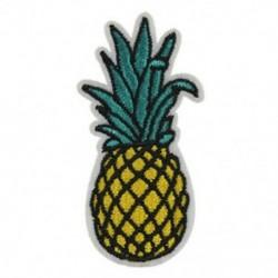 10 db ananászruha Hímzőszövet-paszta Patch paste BT Y6G5 V4I7